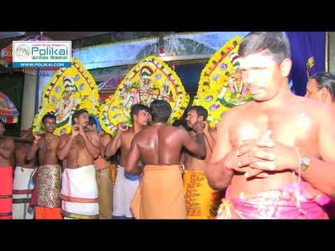 பொலிகண்டி கந்தவனக்கடவை வருடாந்த மகோற்சவம்  இரண்டாம் திருவிழா காணொளி