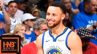 GOLDEN STATE WARRIORS vs LA CLIPPERS - Game 3 - Full Game Highlights | April 18, 2019 NBA Playoffs