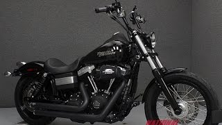 3. 2010 HARLEY DAVIDSON DYNA STREET BOB  - National Powersports Distributors