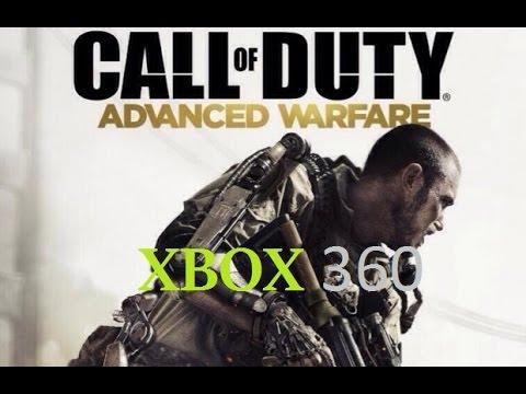 call of duty advanced warfare xbox 360 micromania