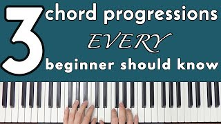 Video Common Chord Progressions Every Beginner Should Know MP3, 3GP, MP4, WEBM, AVI, FLV Agustus 2018