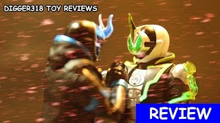 SH Figaurts Kamen Rider Necrom from Ghost Toy Review