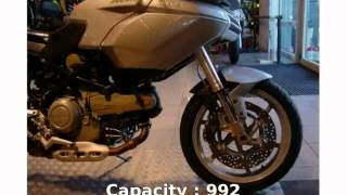 3. Ducati Multistrada 1000 DS - Specs