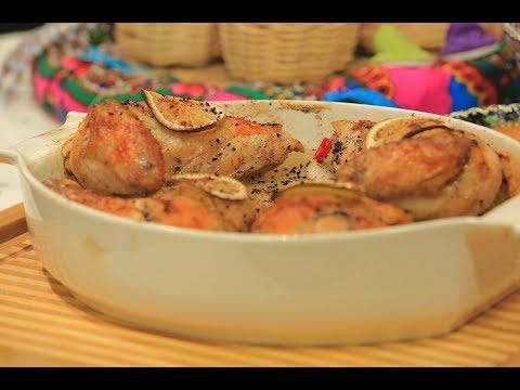 العرب اليوم - شاهد: طريقة إعداد صينية الدجاج بالليمون والبطاطس
