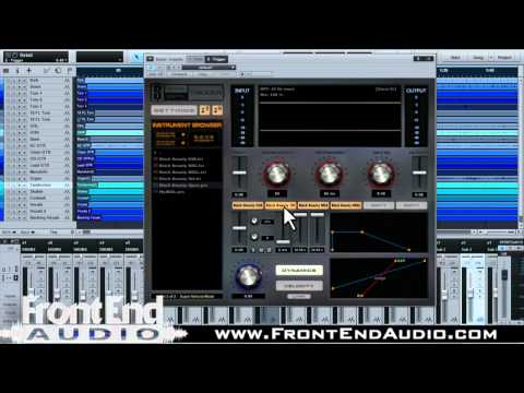 Slate Digital Trigger EX Drum-Replacement Plug-in Overview