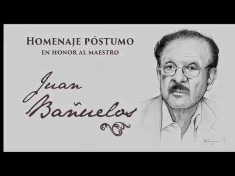 Homenaje al poeta Juan Bañuelos