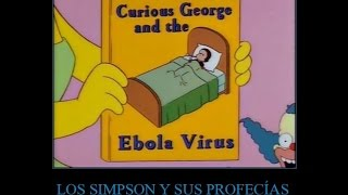 BREAKING!!! THE SIMPSONS PREDICT EBOLA VIRUS