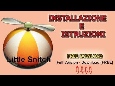 Little Snitch - Blocca  Connessioni - Free Download