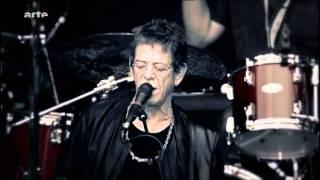 Lou Reed-Sunday Morning & Venus in Furs @ Vieilles Charrues2011