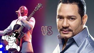 Anthony Santos VS Frank Reyes - BACHATA MIX By  DJ LOBO