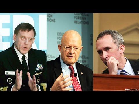 В Сенате США проходят слушания по кибератакам (видео)