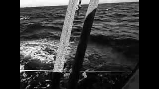 Sailing 15 knots