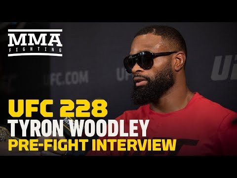 UFC 228: Tyron Woodley Says Darren Till 'Can Only Win By Knocking Me Out' - MMA Fighting