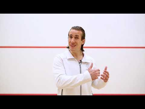 Squash tips: How to train speed and agility with Gary Nisbet