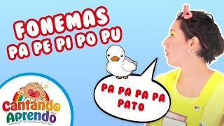 Disfruta la nueva canción de los ExploraColores Palo, pelo pila. Encuentra más videos en el canal de Cantando Aprendo a...