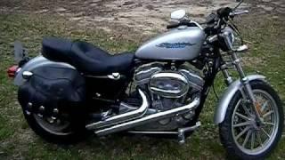 10. 2004 Harley Davidson XL883-1200 Sportster