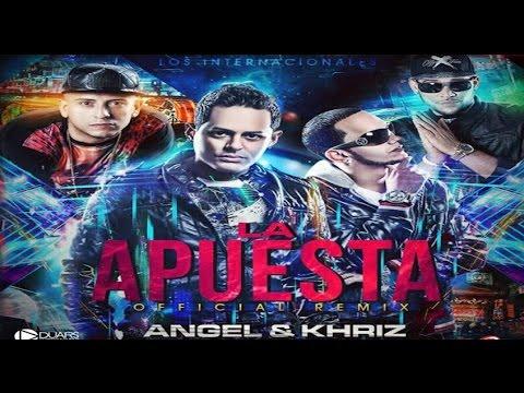 Video Angel y Khriz - La Apuesta Remix Feat J King y Maximan download in MP3, 3GP, MP4, WEBM, AVI, FLV January 2017