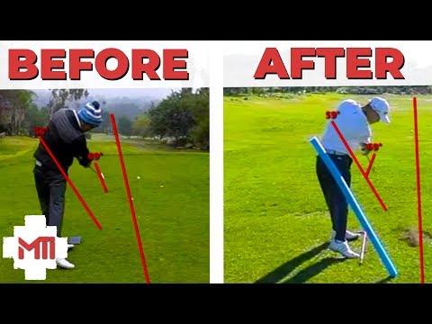 """Blaire Mckeithen"" Golf Swing Slow Motion Analysis by ""Gabriel Writer"""