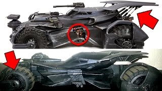 Justice League is the highly anticipated follow up to Batman v Superman, and in this in depth visual essay we take a look at just how much Batman's batmobile has changed between the two DC films. Brought to you by the same guy who did Batman vs Superman Warehouse Fight Scene Breakdown, how many fighting styles does Batman know, and why Arrow is Batman as well as the batsuit comparison. If you'd like more analytical videos, make sure to subscribe! Want more analytical videos? Check out my playlist! https://www.youtube.com/playlist?list=PLEGMqA6EvzxnBiPhTMzRex0NPmj32wIaDHitman by Kevin MacLeod is licensed under a Creative Commons Attribution license (https://creativecommons.org/licenses/by/4.0/)Source: http://incompetech.com/music/royalty-free/index.html?isrc=USUAN1300013Artist: http://incompetech.com/