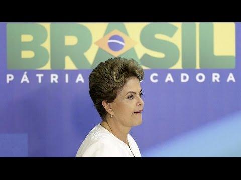 Βραζιλία: Σε δίκη παραπέμπεται η Ντίλμα Ρούσεφ