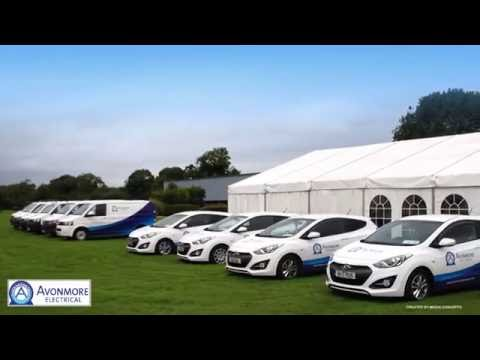Avonmore Electrical Open Day 2016 - Reception Display