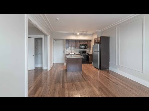 A freshly-updated studio in Lakeview East at Reside on Surf
