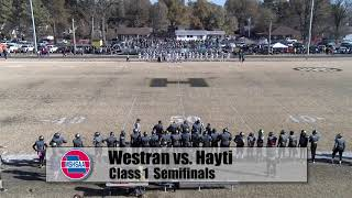 Video Class 1 Semifinals - Westran vs. Hayti  11-24-18 MP3, 3GP, MP4, WEBM, AVI, FLV Agustus 2019
