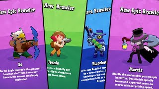 Let's fire up some gemming in Supercell's new game called Brawl Stars! We'll be popping open 100 Brawl Boxes to see what...