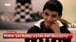Antalya'daki Satranç Şampiyonaları, FOX Ana Haber'de