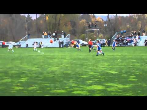 10/22/11 Women's Soccer vs. Colby College