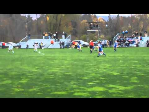 10/22/11 Women's Soccer vs. Colby College