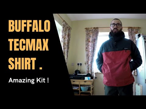 Buffalo mountain shirt.