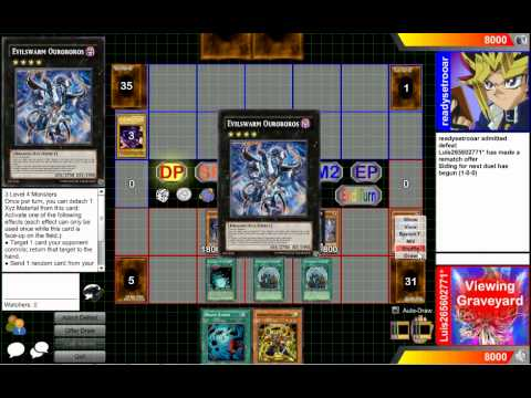 OuroborosLoop - And so the game if yugioh gets ever more unfair -____- Let me know what you think in the comment section below guys! Here's the loop: Activate Gateway and at...