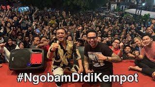 Video #NGOBAM Didi Kempot - #NGOBAM Offair Pertama! MP3, 3GP, MP4, WEBM, AVI, FLV Juli 2019