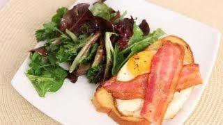 Open Face Breakfast Sandwich - Laura Vitale - Laura in the Kitchen Episode 645