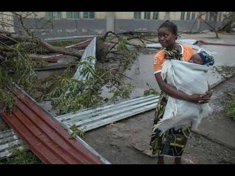 Mosambik: Nach dem Wirbelsturm - Bis zu 400.000 Mensc ...