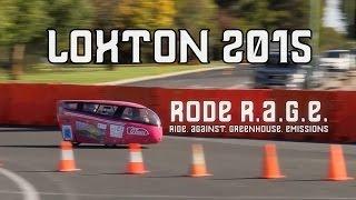Loxton Australia  city photos gallery : Rode RAGE - 2015 Loxton Pedal Prix