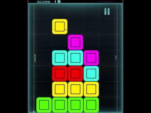 Video of ALIGN FIVE color blocks puzzle