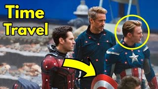 Avengers 4 Theories & Prediction Explained In HINDI | Avengers 4 Time Travel | Avengers 4 Story