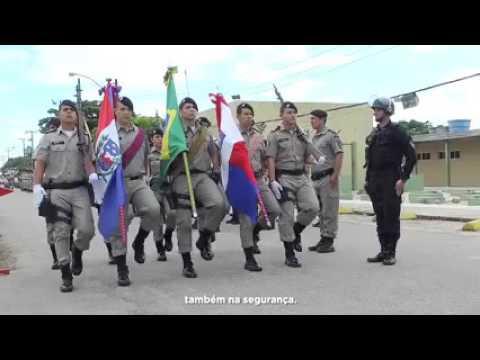 Passagem de Comando da PMAL - 07/04/16