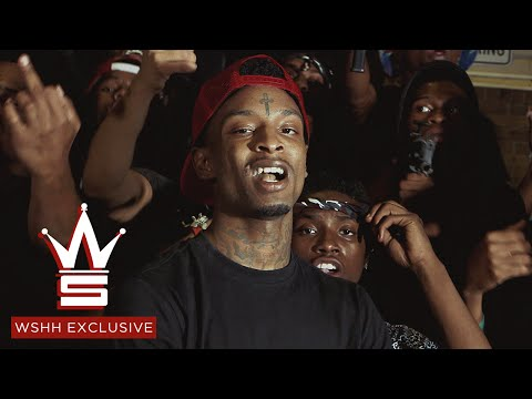 """21 Savage """"Air It Out"""" Feat. Young Nudy (WSHH Exclusive - Official Music Video)"""