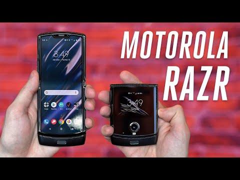 Motorola made the foldable Razr we've wanted