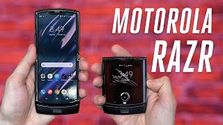 Motorola Razr hands-on: the foldable phone we've wanted