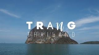 Trang Thailand  city images : [Travel] : Trang , Thailand (ตรัง , ประเทศไทย) Edited by GoPro HERO 4 Silver