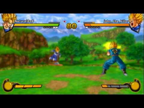 San Goku VS Vegeta