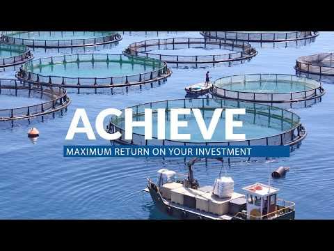 Aquaculture UK 2018 Exhibition  - Global leaders in marine waste disposal