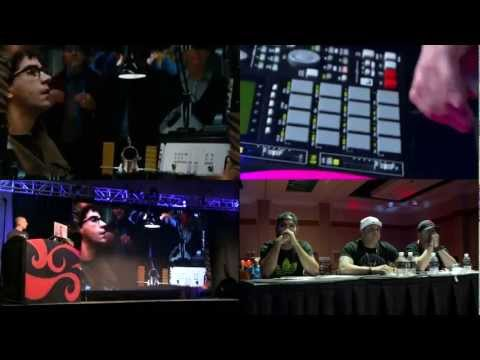 VJ - WATCH FULL SCREEN*** 2nd Place LIVE Video-DJ set by VJ BLAZE (@VJBLAZE) at the First-Ever Video DJ Battle at Mandalay Bay in Las Vegas. Camera angles plus...