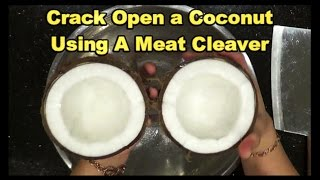 The simple way to crack open a Coconut.WEBSITE - http://www.lizkreate.com/About this Channel - https://www.youtube.com/watch?v=4XNo9...Liz Kreate Recipe - http://www.youtube.com/playlist?list=PLKz21al88ViFhoAEfZDfOtHqrQqBllUuXJewelry Making Tutorials - http://www.youtube.com/playlist?list=PLKz21al88ViEih85hG7ZiSZIYQmsv6WV0How to Find Gold and Gems - http://www.youtube.com/playlist?list=PLKz21al88ViGnuqq5sYBjuBthfKPhRNGOPEDRO the Budgie - https://www.youtube.com/playlist?list=PLKz21al88ViEmoVtph1ZjkyGfMchZFcgULAPIDARY Gem Cutting  - https://www.youtube.com/playlist?list=PLKz21al88ViFknwDrLvXnyCXL_PaOuago