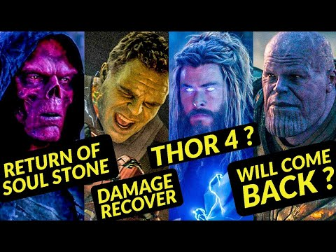 Top 10 Questions Answers Of Endgame ||super India||