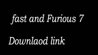 Nonton Fast and Furious 7 Torrent link Film Subtitle Indonesia Streaming Movie Download